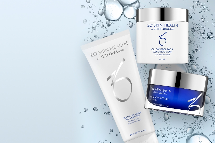 ZO Medical og ZO Skin Health kremprogram